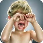 Как бороться с истериками ребёнка