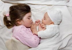 ребёнок не спит один