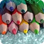 как научить ребёнка цветам